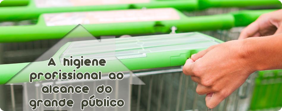 La higiene profesional al alcance del gran público